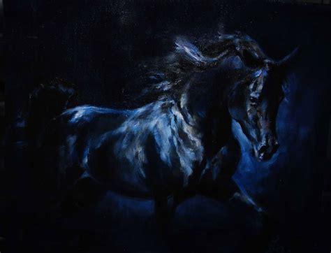 Linda Johnson Equine Art Collection Scotland Gallery