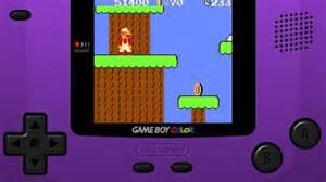 Game Boy Advance Colors