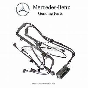 Mercedes R129 W140 500sl Sl500 Engine Wiring Harness Fuel