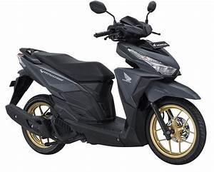2018 Honda Vario Akan Makin Dirongrong