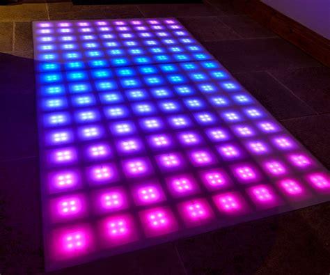led floor l reviews led disco floor