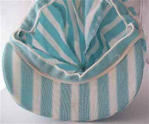 vintage leftoverswendys hat blue striped crew vintage