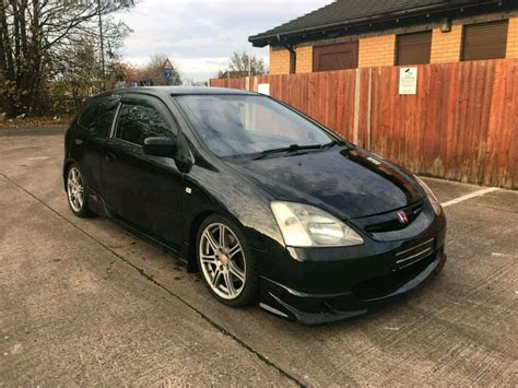 Modified Civic Type R Ep3 by Honda Civic Type R Ep3 Mugen Track Car Modified Not