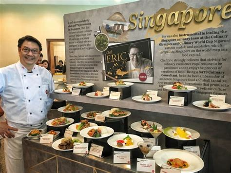 chef consultant cuisine sats inflight catering launches in house chef