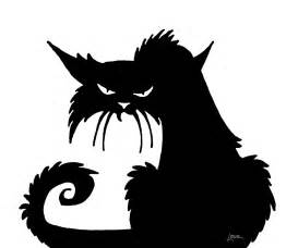 black cat silhouette dave lowe design the witchcrafty window silhouette