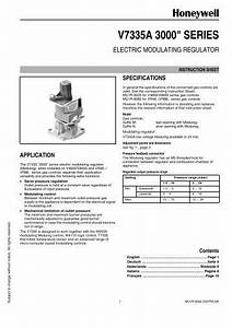 Honeywell Pro 3000 Installation Manual