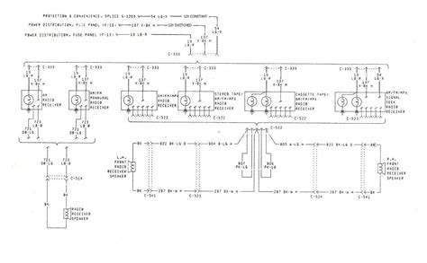 1977 Ford Radio Wiring Diagram by 84 Factory Radio Wire Colors Diagram Needed Ford Truck