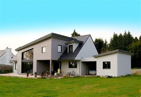 mca scop constructeur de maisons bois en bretagne la maison bois par maisons bois