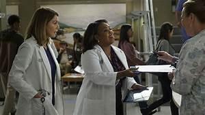 'Grey's Anatomy' female empowerment | Hollywood Reporter
