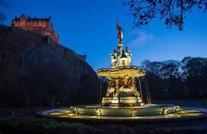 The, Ross, Fountain, U2013, Restoration, U2013, Architectural, Lighting, Design, U2013, Scottish, Design, Awards, 2019