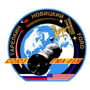 Soyuz TMA-06M mission patch - collectSPACE: Messages