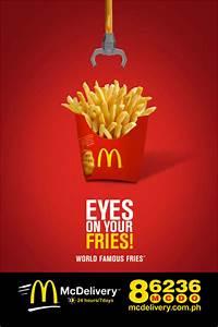 Eyes On Your Fries! Pinoy Love McDonald - Orange Magazine