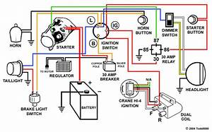 Need A Wiring Diagram Panhead