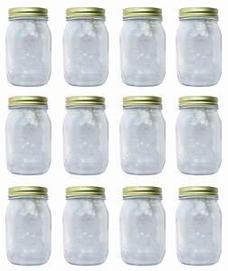 Deckel Für Einmachgläser : einmachglas vorratsglas mit schraubverschluss 550 ml 12 st ck k che haushalt einmachgl ser ~ Whattoseeinmadrid.com Haus und Dekorationen