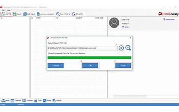MailsDaddy PST to Office 365 Migration Tool screenshot #6