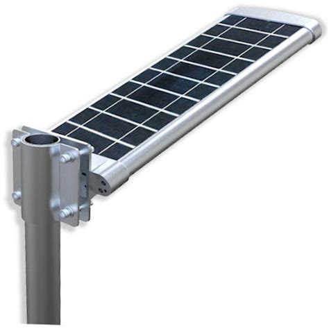 12 watts led solar light parking lot light