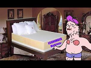 egg number bed mattress fails the egg test youtube With egg test mattress