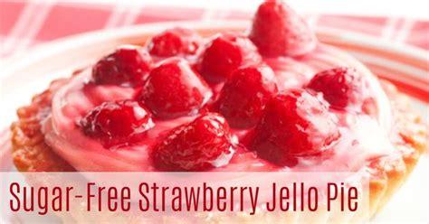 sugar free jello desserts sugar free strawberry jello pie desserts strawberry jello pie jello