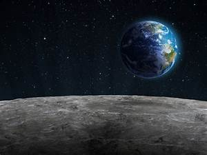 Earth From The Moon Real (page 3) - Pics about space