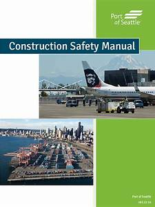 Construction Safety Manual Pdf