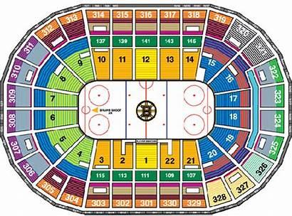 Td Garden Seating Chart Boston Bruins Hockey