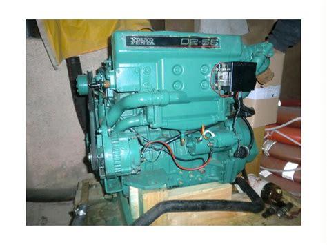 motores marinos volvo penta usados de segunda mano