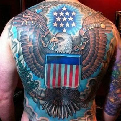 American Tattoo Tattoos Flag Designs Patriotic America