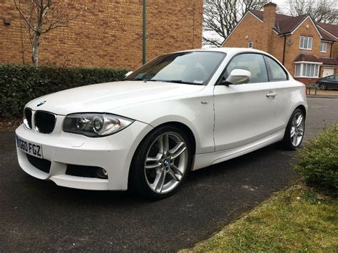 Bmw E82 by White 2010 Bmw E82 120d M Sport Coupe Condition For