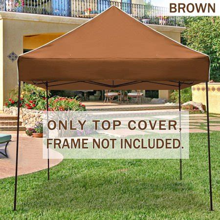 strong camel ez pop  canopy replacement top instant  gazebo ez canopy cover patio