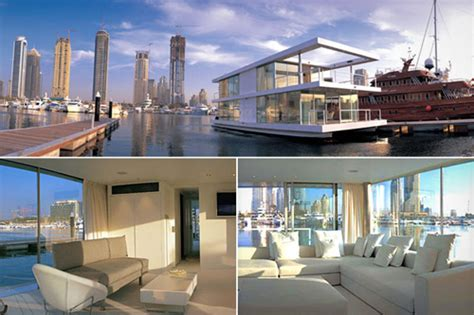Houseboat Dubai by Power Floating Homes 2012