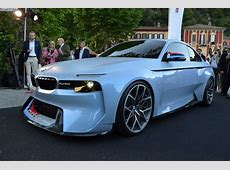LIVE PHOTOS BMW 2002 Hommage from Concorso d'Eleganza