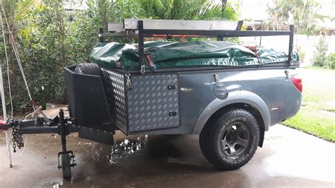 Hilux Tub Trailer by Newhilux Net View Topic Hilux Tub Trailer