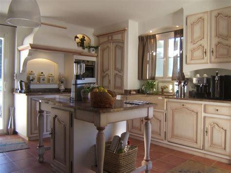 modeles cuisines contemporaines cuisine provençale modèle fontaine vaucluse avignon l 39 isle