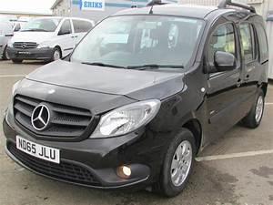 Mercedes Rave : mercedes benz citan 109cdi traveliner bell truck and van ~ Gottalentnigeria.com Avis de Voitures