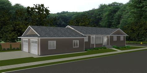 bungalow garage plans bungalow with attached garage house plans house design plans
