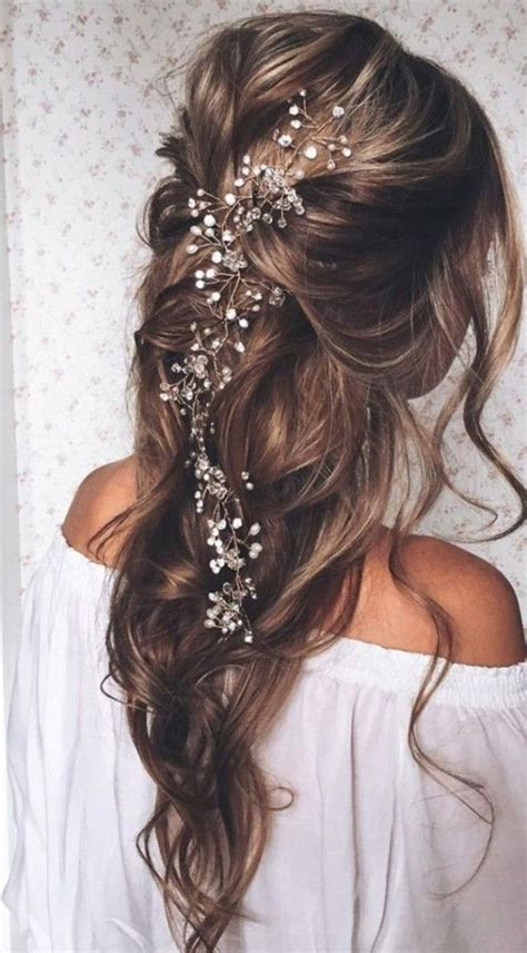 Top Ideas About Brunette Wedding Hairstyles