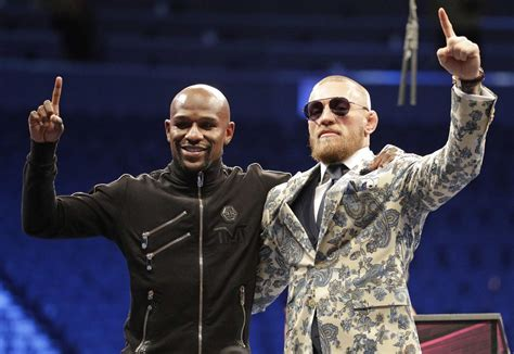 Conor's choices: Defend UFC belt, box again, or Diaz III ...