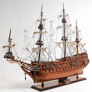 "Dutch De Zeven Provincien Tall Ship 37"" Built Wooden Model ..."