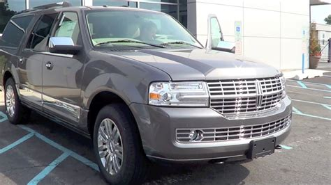 charles smith test drives  lincoln navigator  youtube