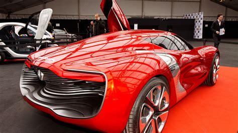 wallpaper renault dezir electric cars renault concept