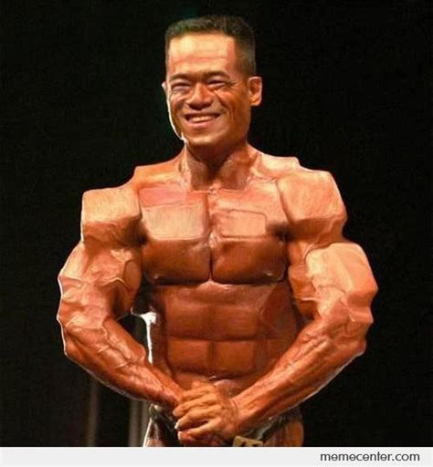 Muscle Man Meme - image gallery muscle meme