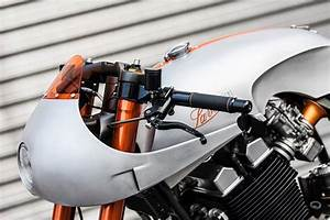 Racing Caf U00e8  Laverda 1000 By Custom Wolf