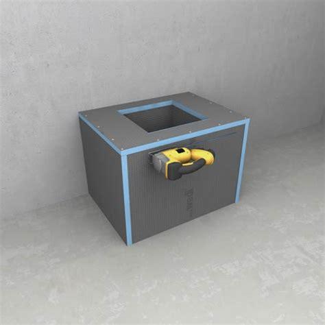 si鑒e pour salle de bain création de meubles pour salle de bains wedi de