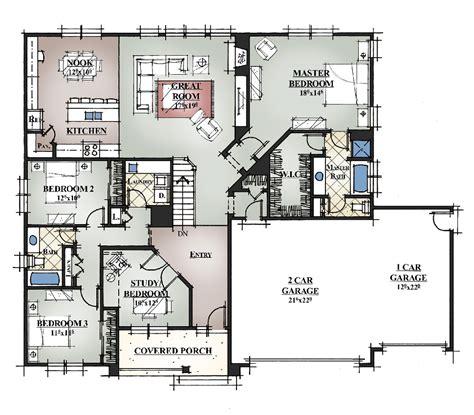 blueprints for homes custom home plans greenmark builders