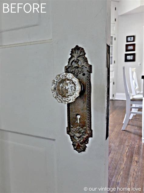 Door Knobs On White Doors by Vintage Home Pocket Doors And Porcelain Door Knobs