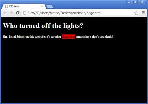 color  background build  website  html  css