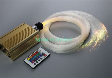 diy fiber optic ceiling lighting diy colorful summer fiber optic light kit optical