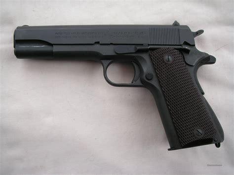 Ww2 Colt 1911a1 In New Original Condition