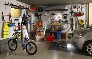 Rangement Outils Garage : optimiser le rangement dans son garage norauto ~ Melissatoandfro.com Idées de Décoration