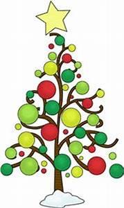 Christmas tree contemporary